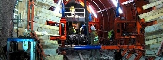 Tunel Ulea
