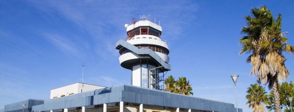 Torre de control de Sevilla FerroNATS