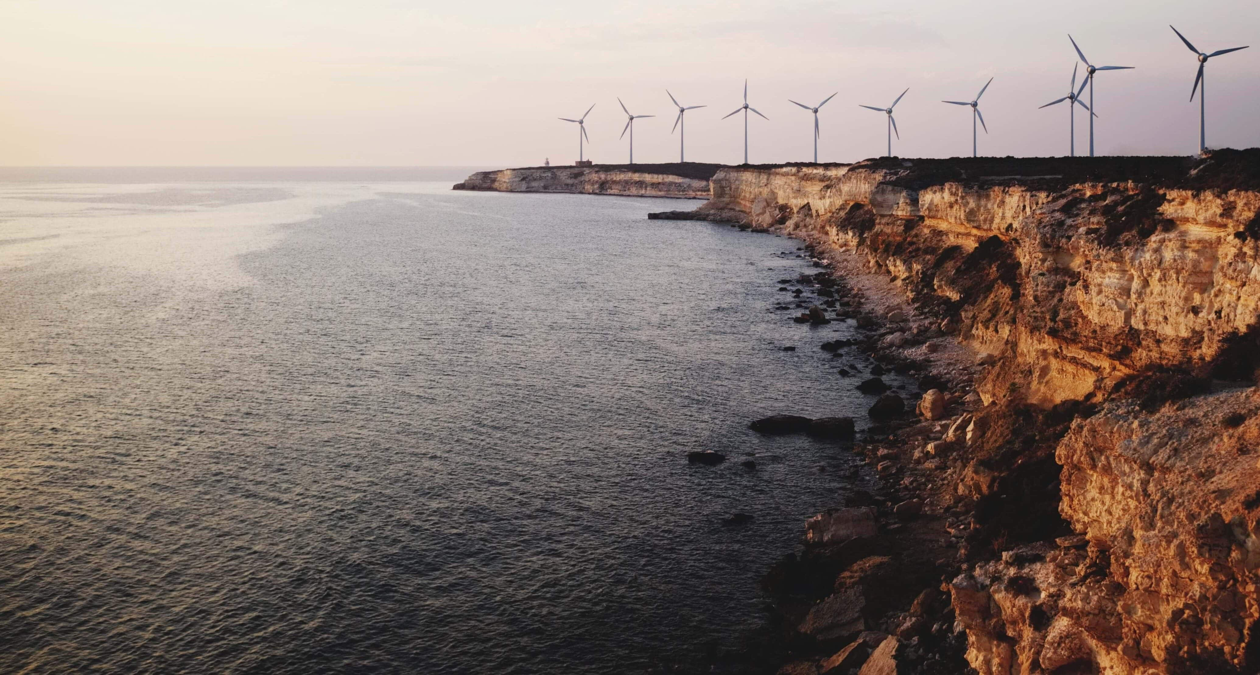 Energía sostenible.