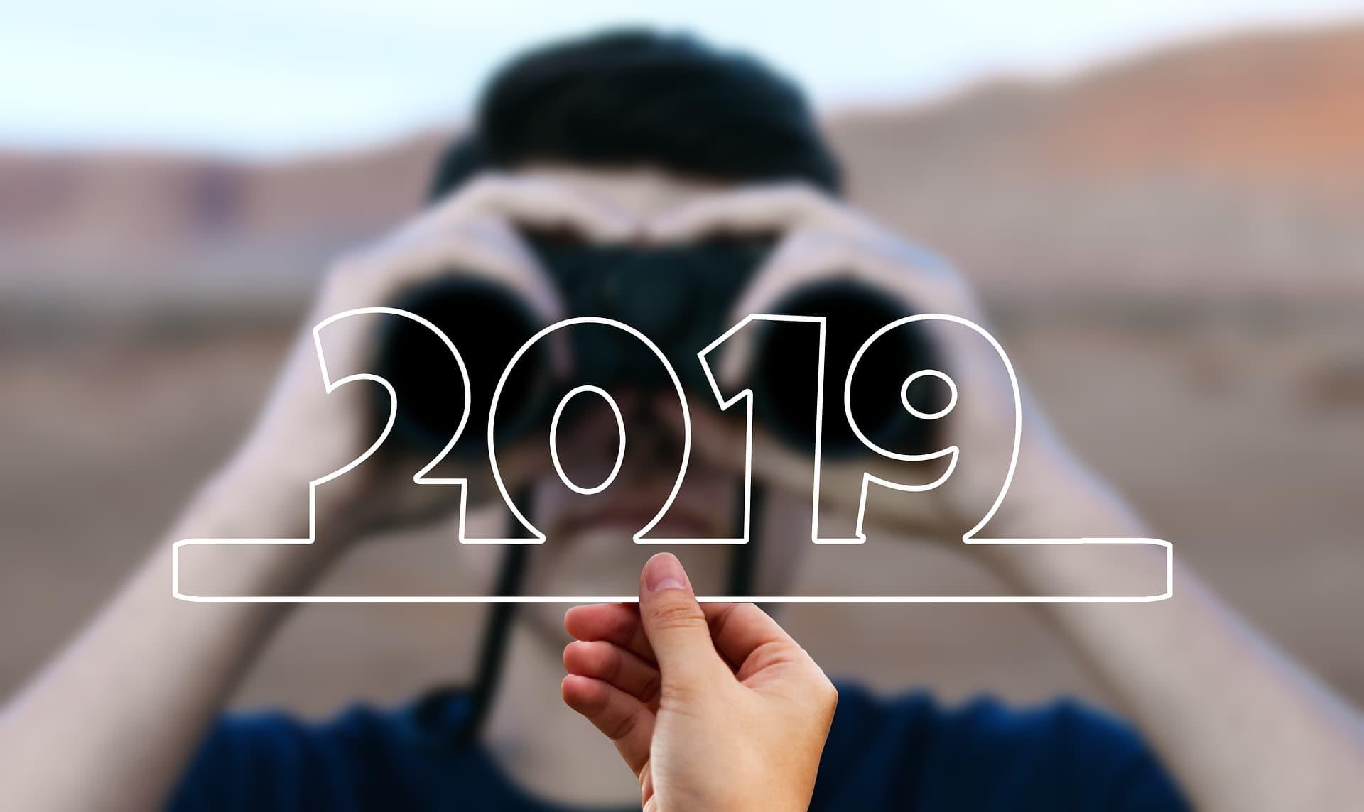 tendencias 2019 en los ámbitos económico, político y tecnológico