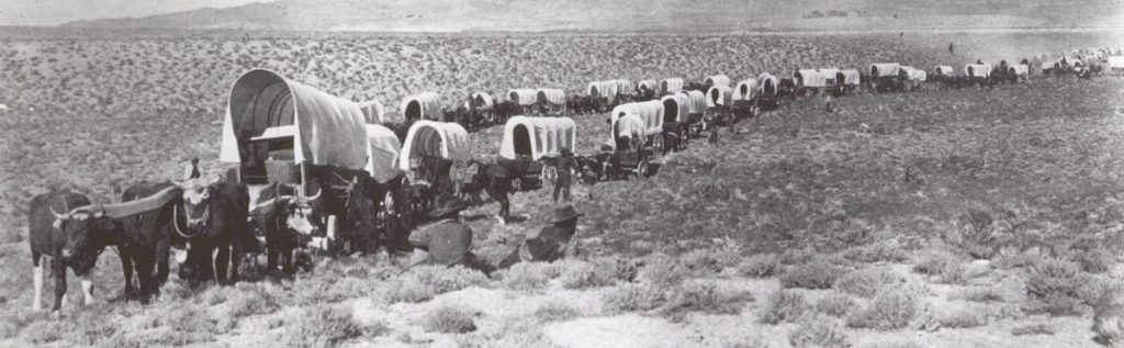 Overland Trail to California, date unknown