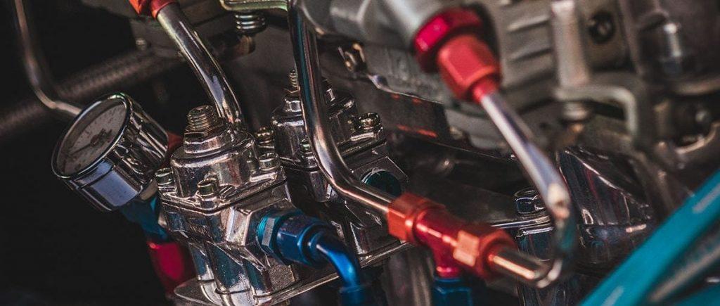 Foto de un motor