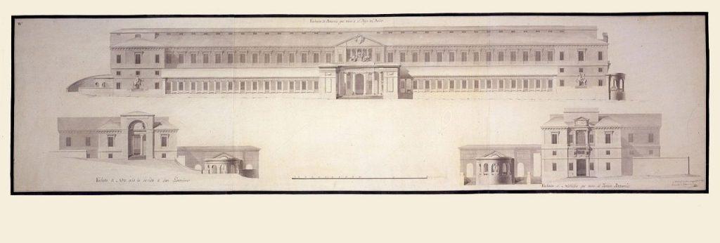 Prado Museum. Real Academia de Bellas Artes de San Fernando.