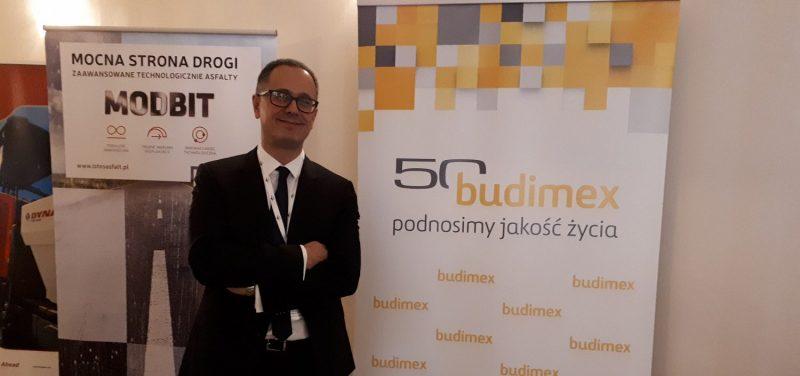 Ditecpesa en la conferencia Innovación y Pavimentos Asfálticos Polonia