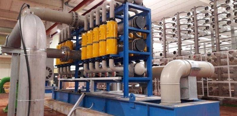 Cadagua Acuamed desalination plant