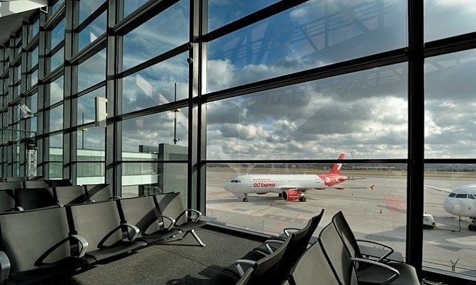 Aeropuerto de Gdansk