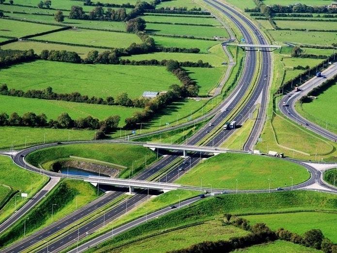 Autopista M8 Escocia Central