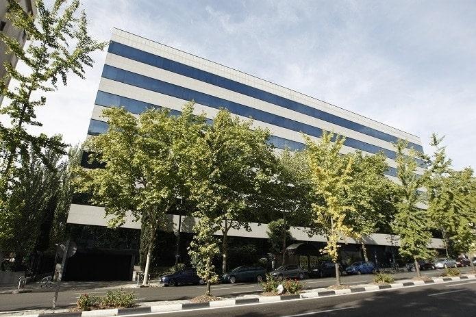 Ferrovial Corporate Headquarters