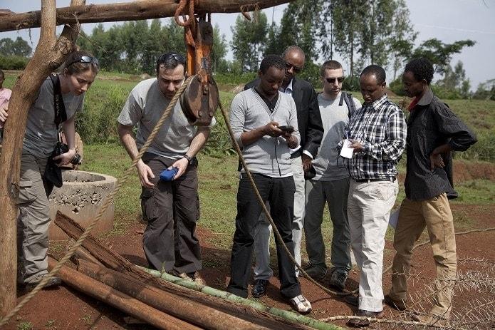 Ferrovial Infraestructuras Sociales Etiopía