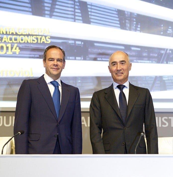 Junta General Accionistas Ferrovial 2014