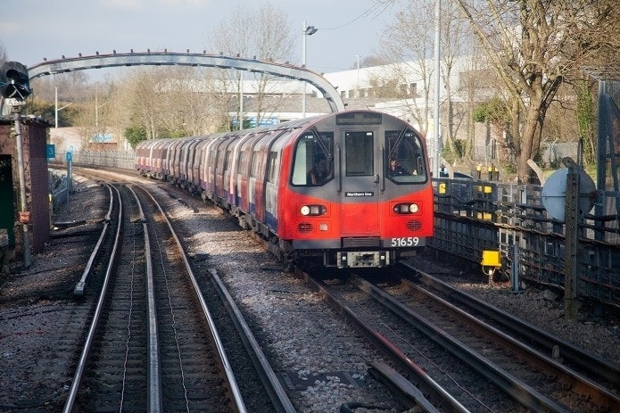 Línea de Metro de Londres