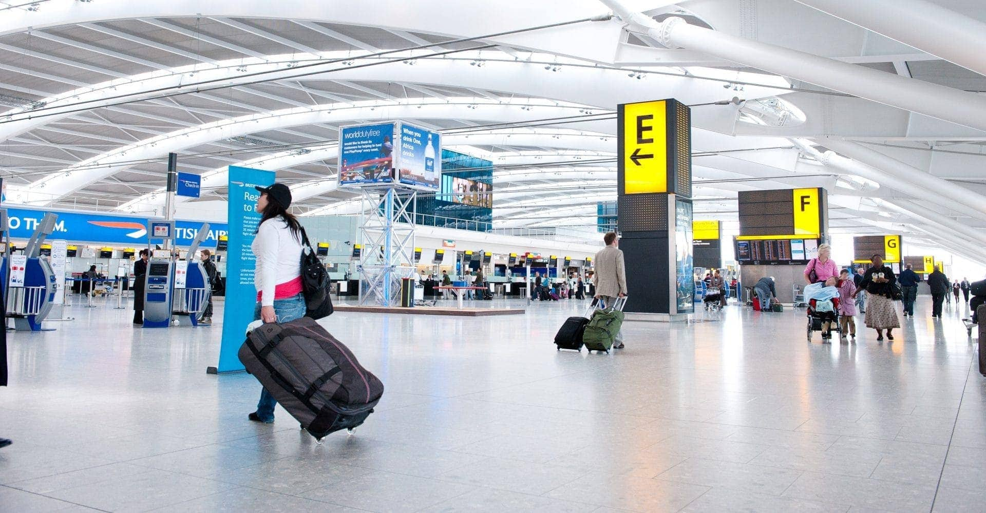 Aeropuerto de Heathrow t5