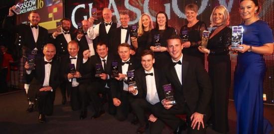 Aeropuerto Glasgow Business Awards