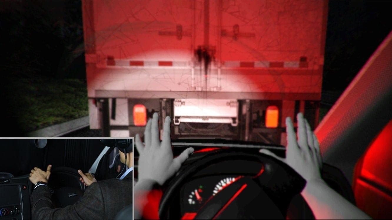 Amey utilisa la realidad virtual para concienciar conductores sobre la fatiga al volante