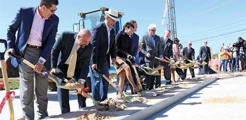 autopista 281 inicio de obras