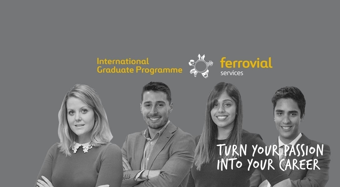 Ferrovial Services: Second edition International Graduate Programme