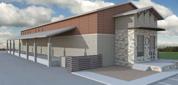 Baytown Area Water Authority New Water Treatment Plant