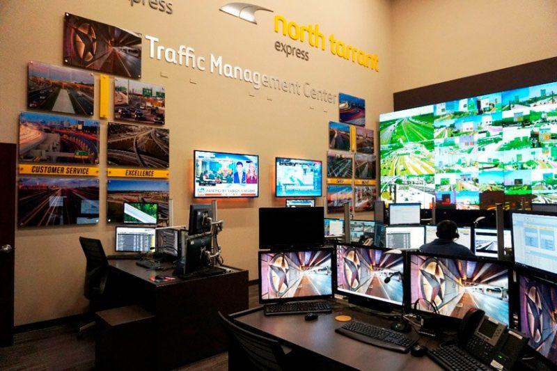 El nuevo centro de gestion de trafico de Cintra