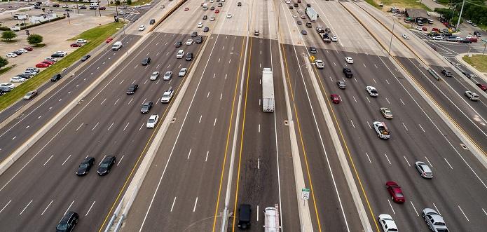 Cintra, Autopista LBJ, Texas