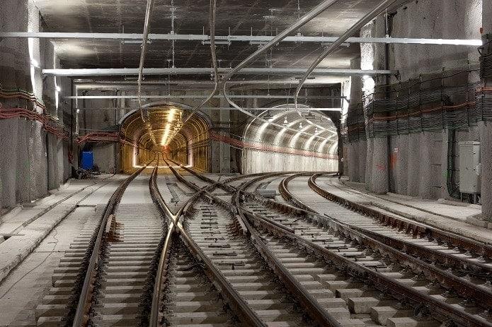 Line 9 Metro Madrid