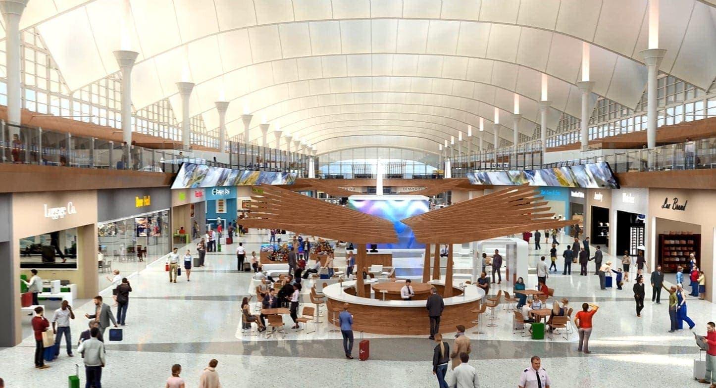 denver international airport contract ferrovial