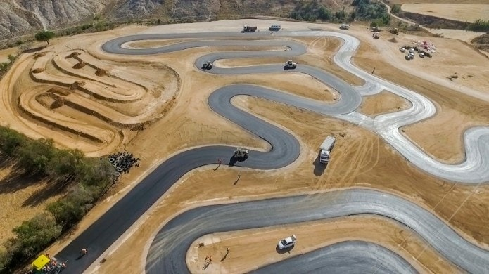 Ferrovial subsidary Ditecpesa has created a new modified bitumen