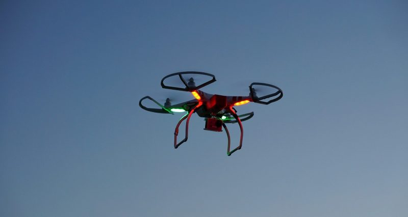 Ferrovial Services flying drones to improve service efficiency