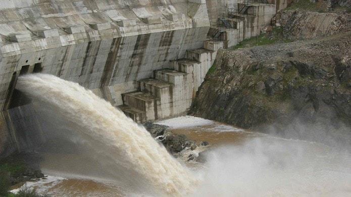 energií hidroeléctrica ferrovial agroman portugall