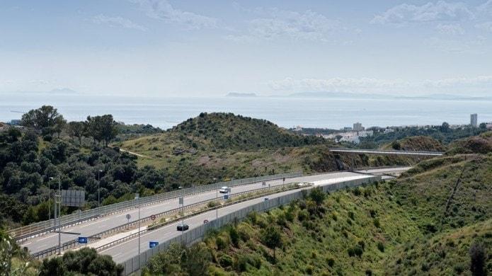 Ferrovial autopista del sol app de Bip&Drive