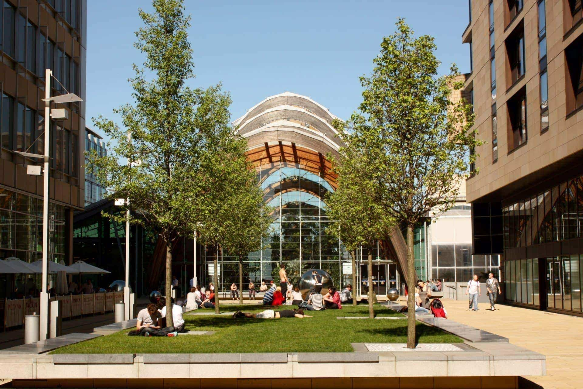 Sheffield Smart Lab project