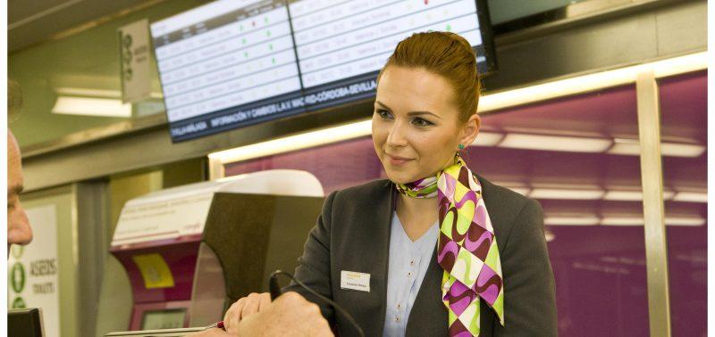 passenger care member ferrovial renfe