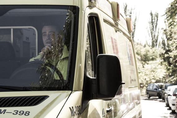Ferrovial Servicios transporte sanitario en la Rioja