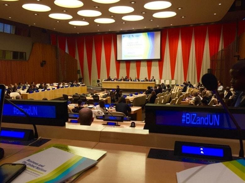 Objetivos de Desarrollo Sostenible ODS evento ONU