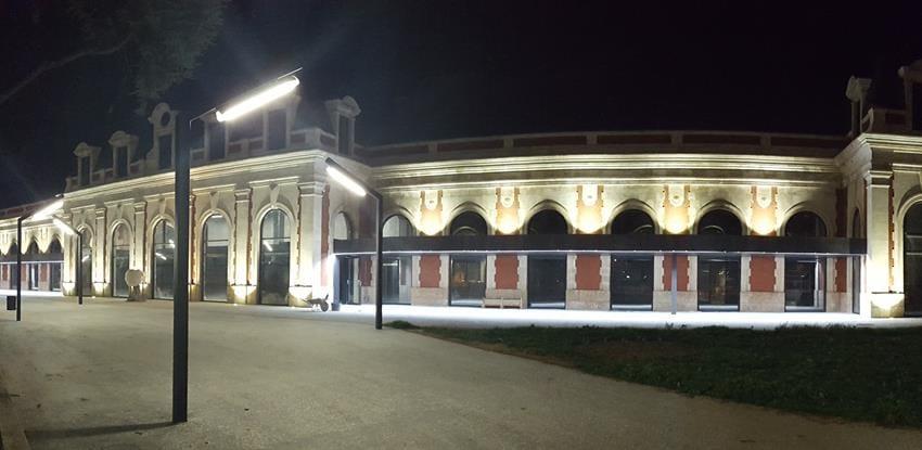 Burgos train station