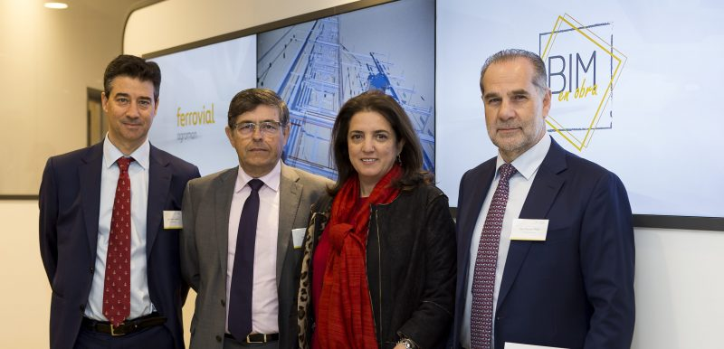 Ferrovial Agroman at BIM Event