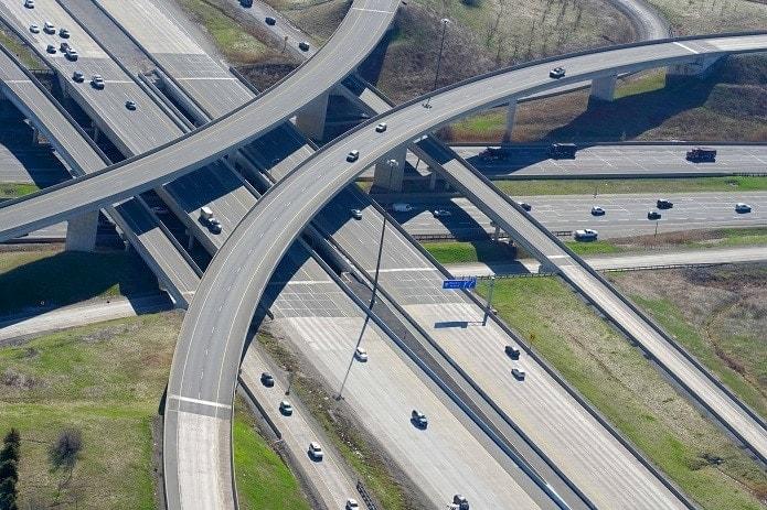 Highways, 407ETR, Toronto, Canada