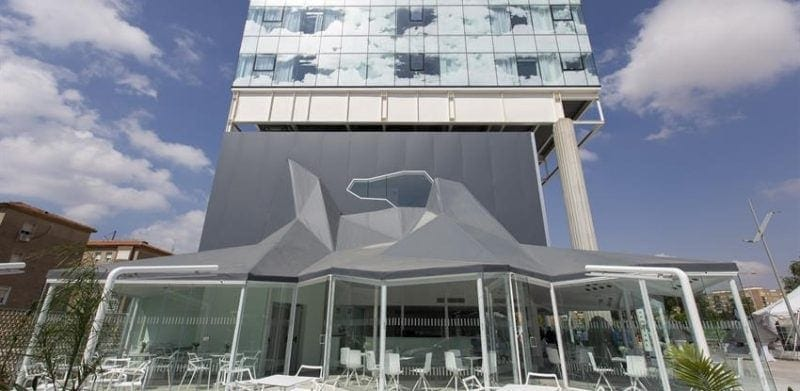 Hospital CMV-Caridad Murcia
