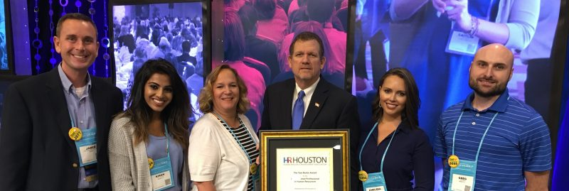 human resources award HR Houston