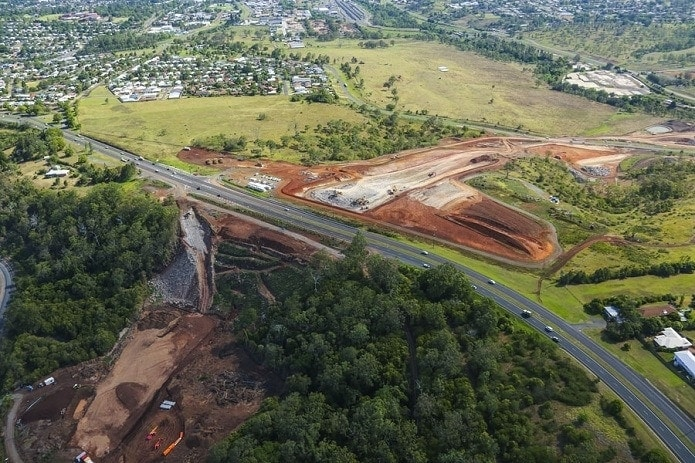 infraestructuras en Australia y Nueva Zelanda Toowoomba