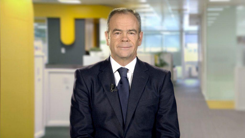 iñigo meiras CEO of Ferrovial