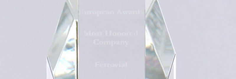 Institutional Investor awards ferrovial