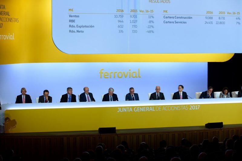junta general de accionistas 2016