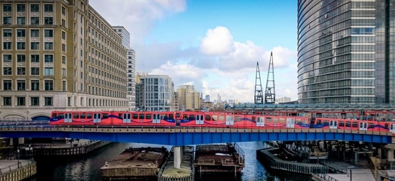 Corporate responsiliblty award KeolisAmey Docklands