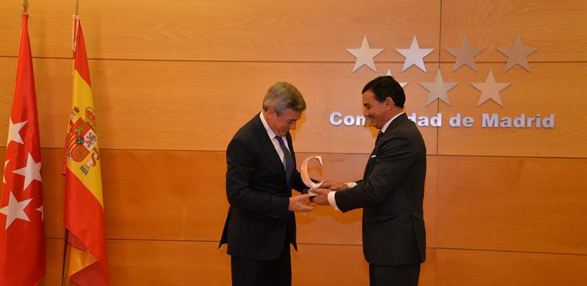 Ferrovial reconocida con el Premio Capital a la Empresa más Innovadora en los premios capital