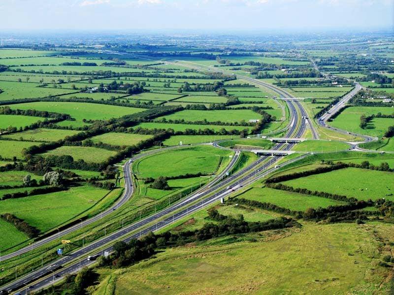 Autopista M4 M3 Irlanda
