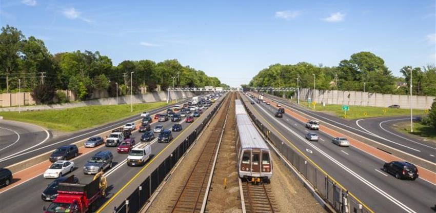 autopista i-66 virginia (USA) mejor proyecto transporte