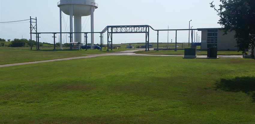 planta potabilizadora agua cadagua texas