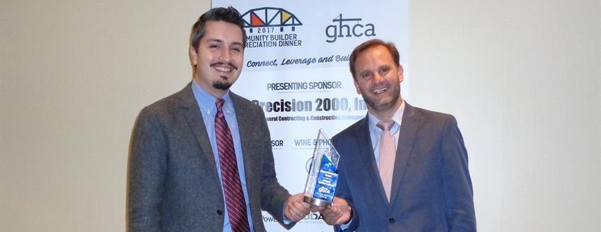 Ferrovial Agroman EEUU con el premio Asociación de Contratistas Hispanos de Georgia