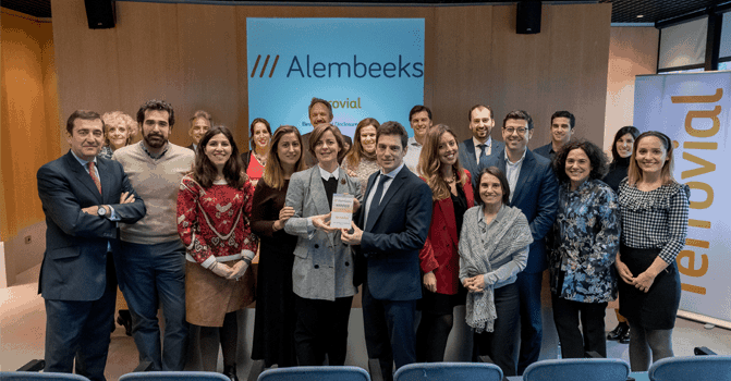 Mejor accionistas e inversores Alembeeks Awards