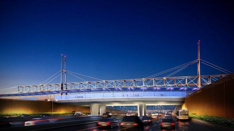 proyecto de construcción del puente sh 114 texas webber